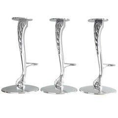 Aluminium Bar Stool Bases