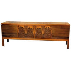 Robert Heritage for Archie Shine Rosewood Sideboard