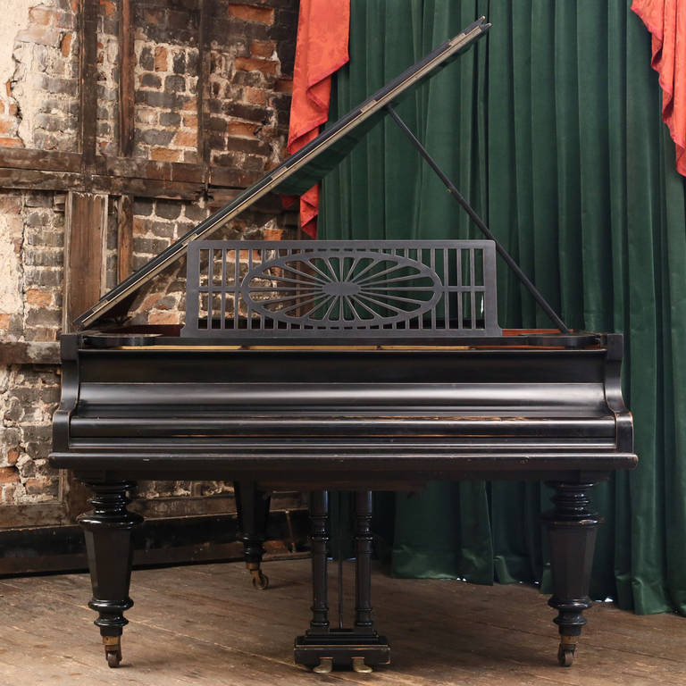 Bechstein A1 Grand Piano 4