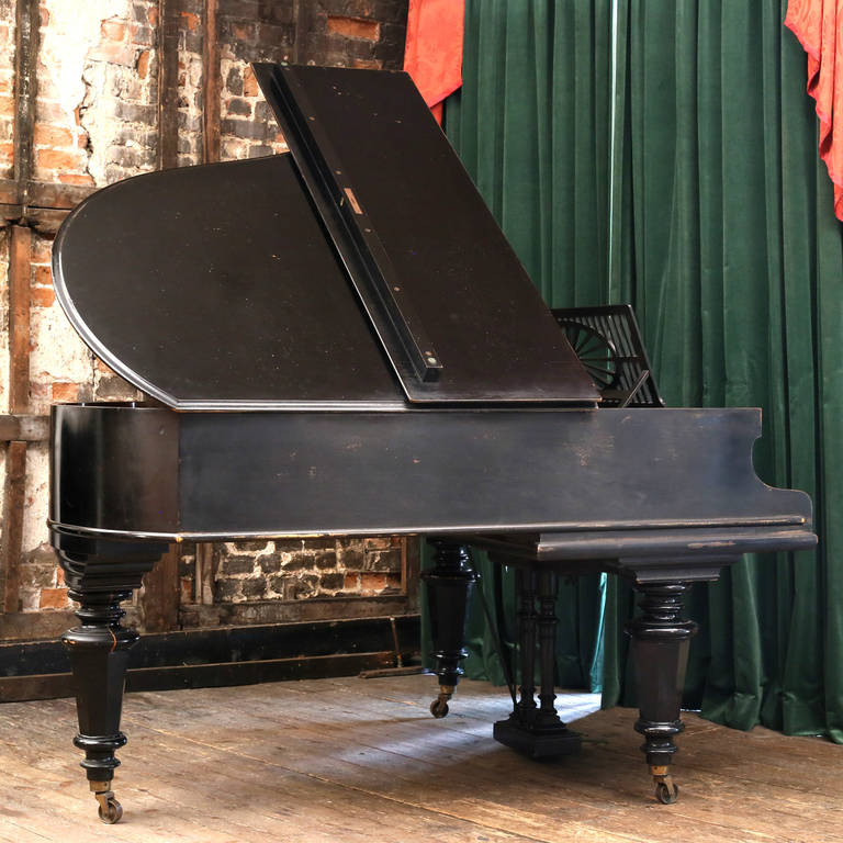 Bechstein A1 Grand Piano 7