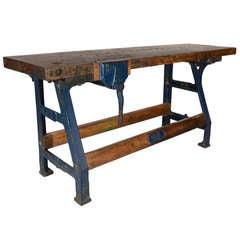 Victorian Workbench