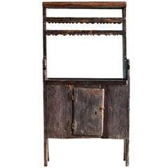 Diminutive Primitive Dresser
