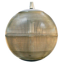 'Europhane' Holophane Pendant Light