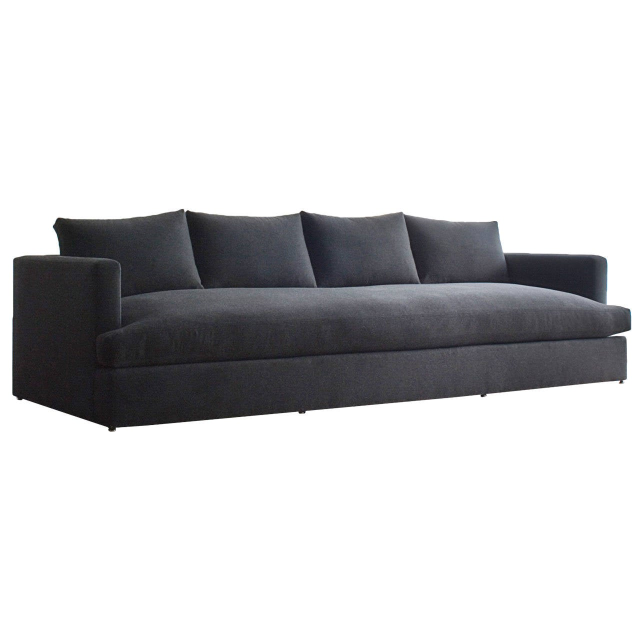 Chelsea Square Deep Sofa At 1stdibs