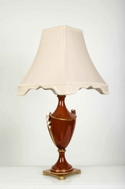 Vintage Porcelain Lamp 90