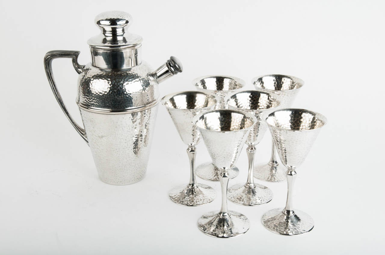 Vintage Cocktail Set 53