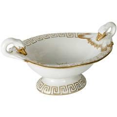 Antique Italian Porcelain Centerpiece