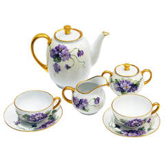 Vintage Tea Set for Two