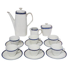 Vintage Bavarian Tea/Coffee Set