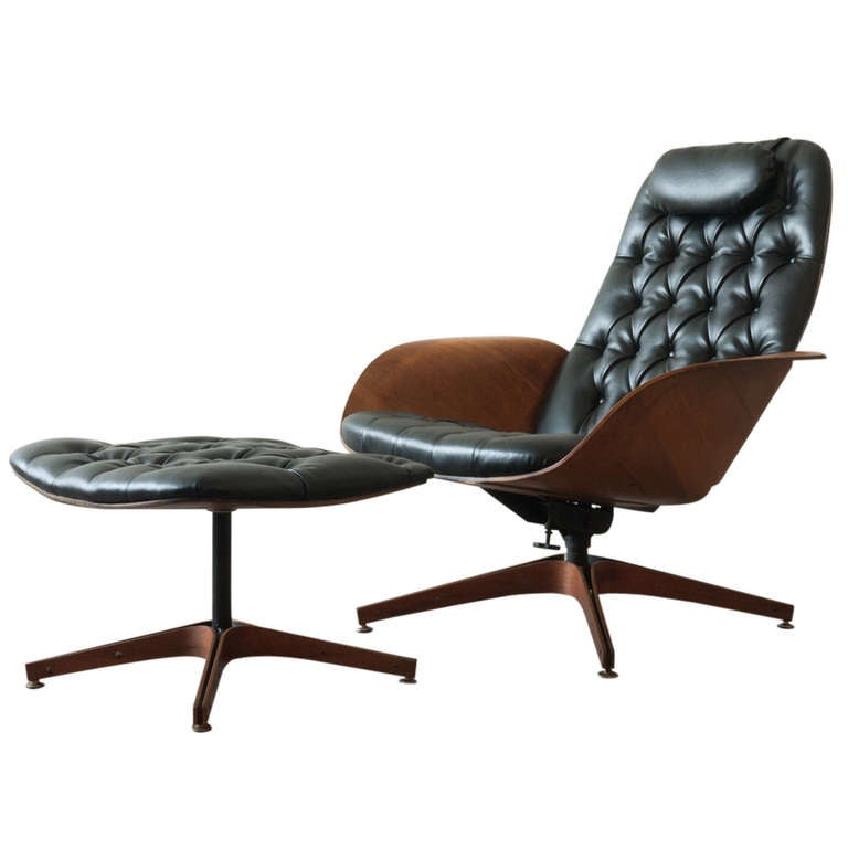Charmant George Mulhauser Plycraft Mr. Chair For Sale