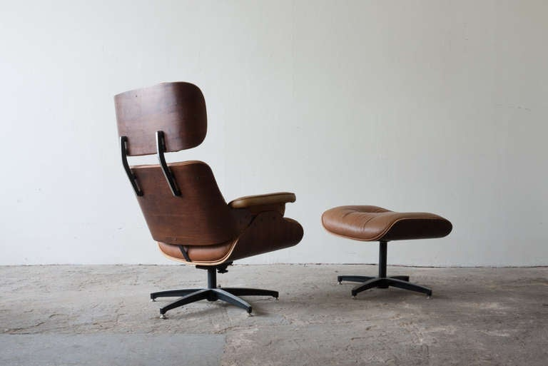 Selig Lounge Chair At 1stdibs