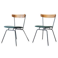 Pair of Clifford Pascoe Chairs
