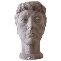 Gaetano Cecere Plaster Sculpture #31