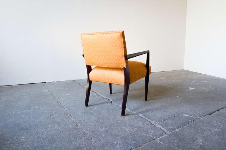 Ebonized Wood Furniture ~ Ebonized wood armchair for sale at stdibs