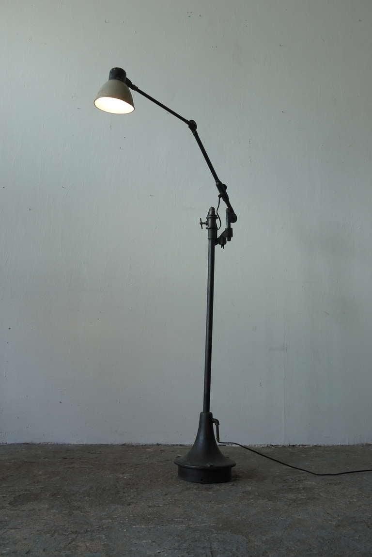 Industrial Floor Lamp 4