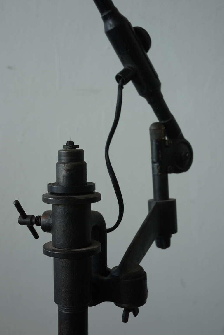 Industrial Floor Lamp 6