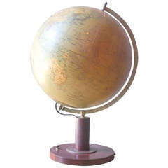 German Glass Globe