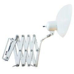 Christian Dell Retractable Lamp