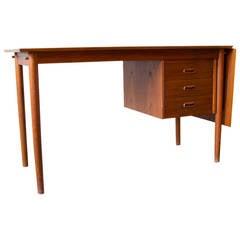 Arne Vodder Drop-Leaf Desk