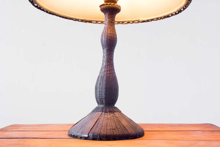 this arts and crafts table lamp is no longer available. Black Bedroom Furniture Sets. Home Design Ideas