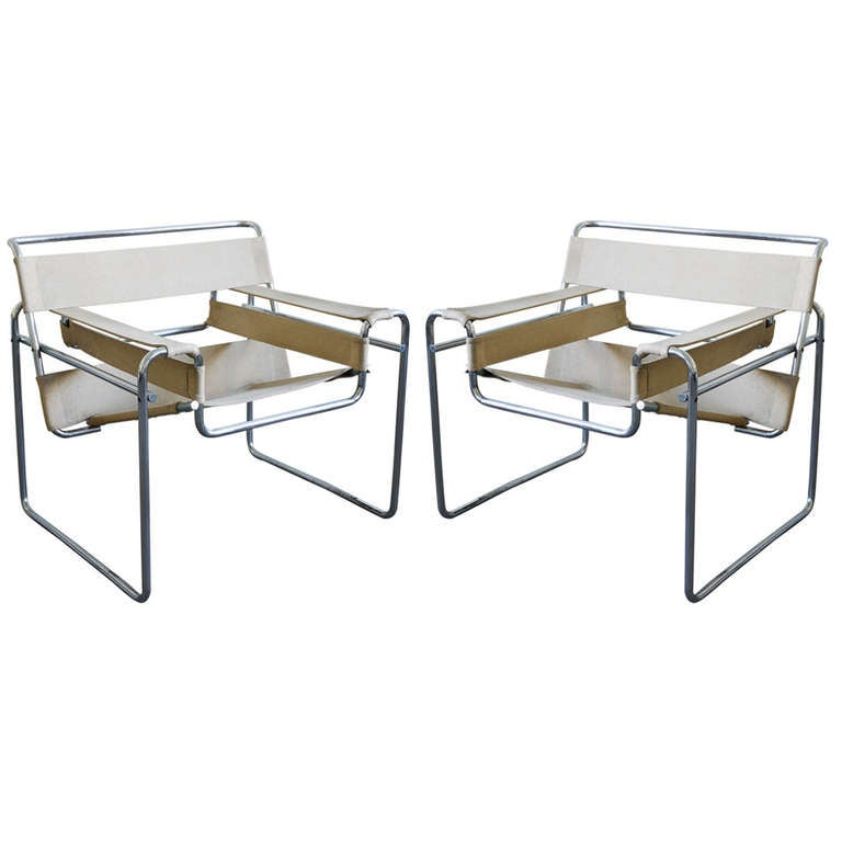 Marcel bruer s wassily chair at 1stdibs