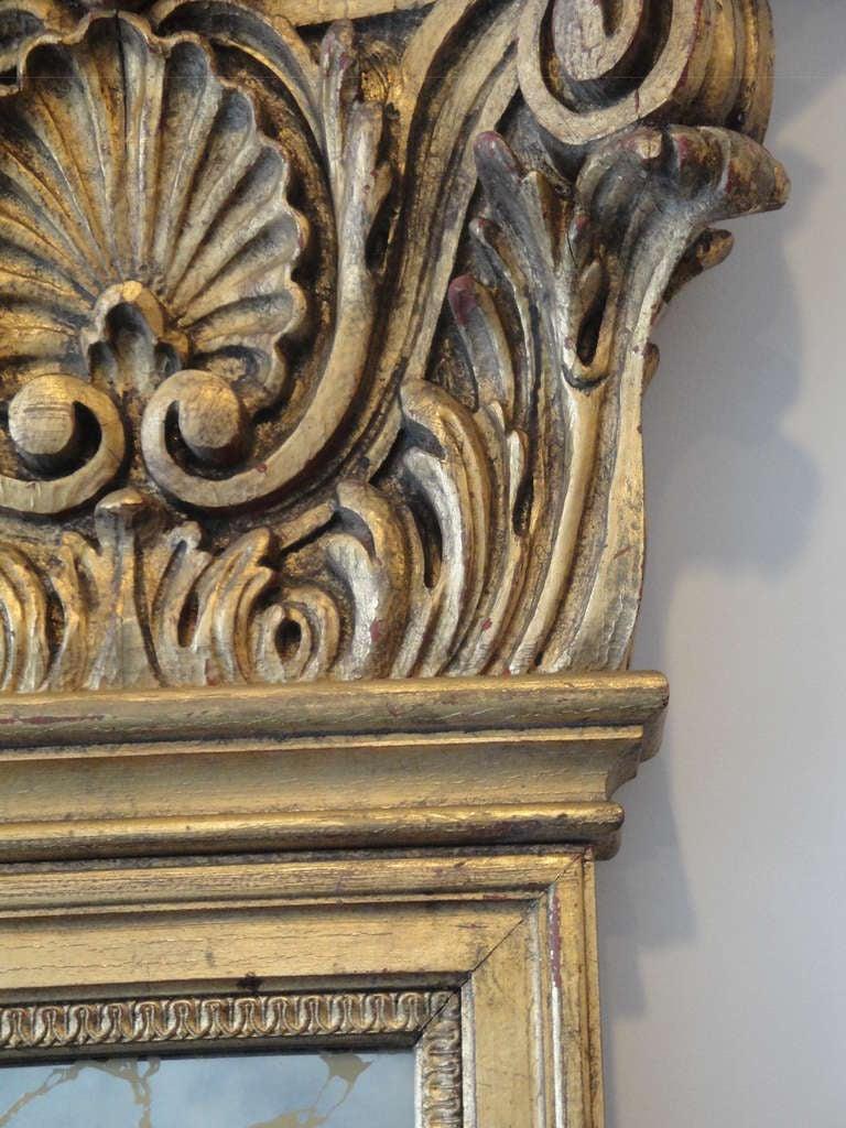 Decorative Architectural Column Capital At 1stdibs