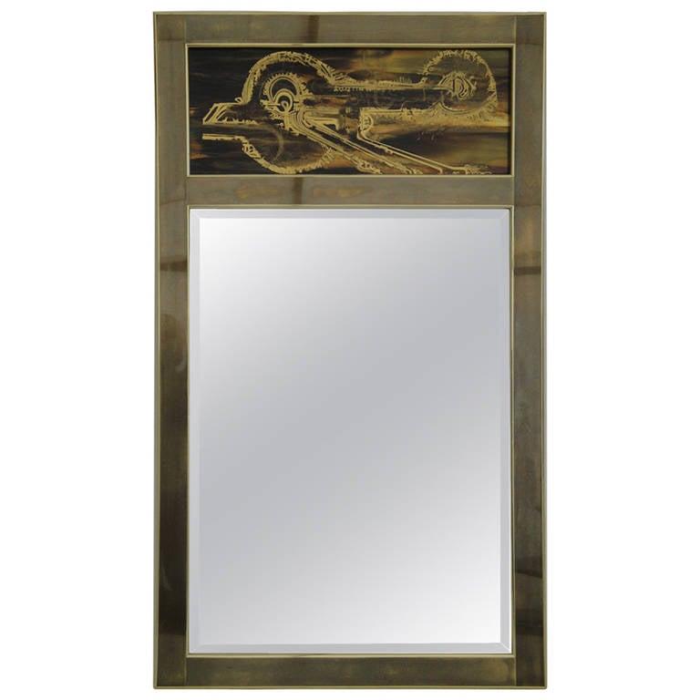 Bernhard Rohne Mirror for Mastercraft