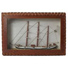Charles Norgan Ship Box Diorama
