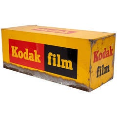 Vintage Kodak Film Box