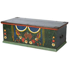 Austrian Dowry Chest
