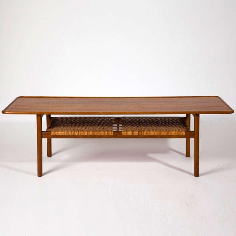 Hans Wegner Coffee Table At 1stdibs