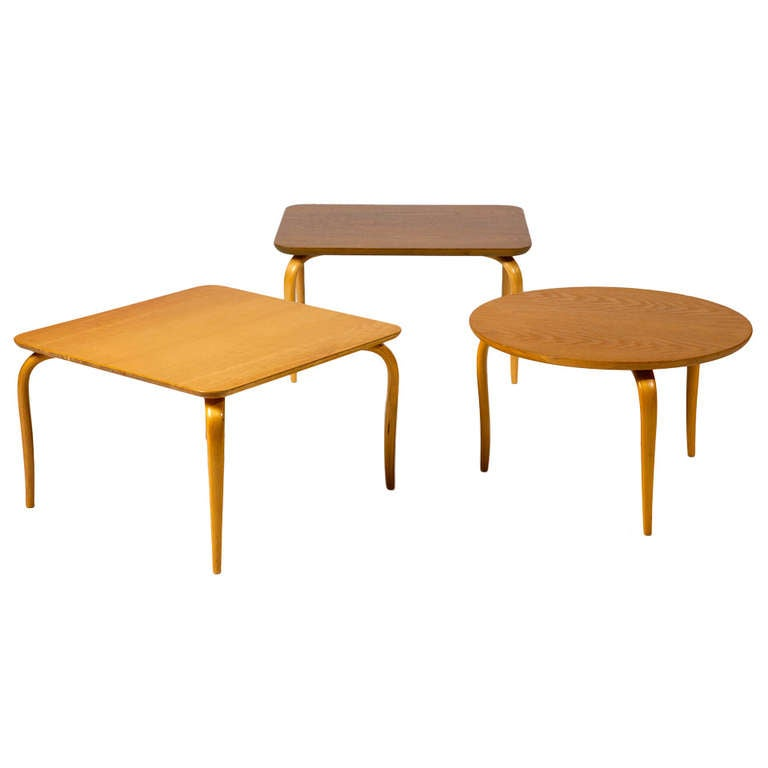 Bruno mathsson occasional table at 1stdibs for Occasional table manufacturers