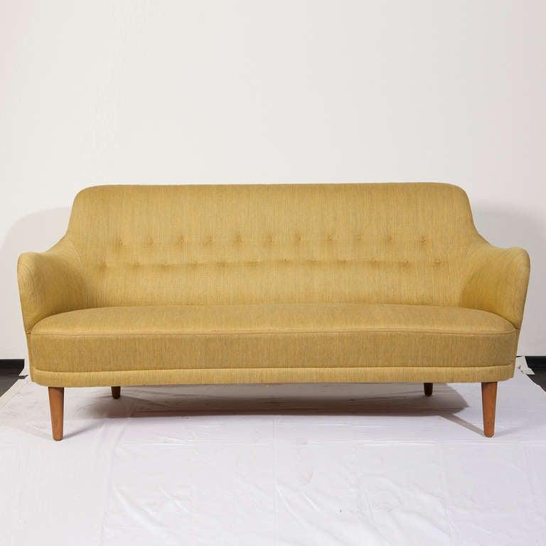 Carl malmsten sofa samsas at 1stdibs Carl malmsten sofa