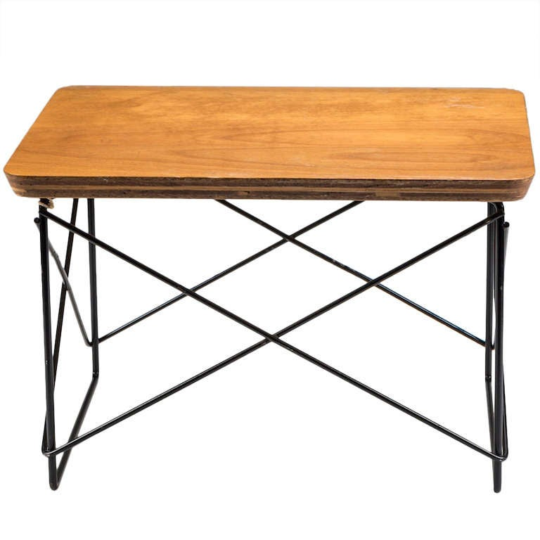 Charles eames ltr table at 1stdibs for Table charles eames