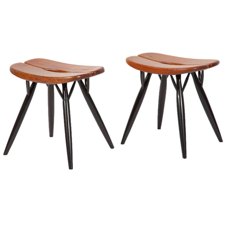 Ilmari Tapiovaara, 2st Pirkka stools