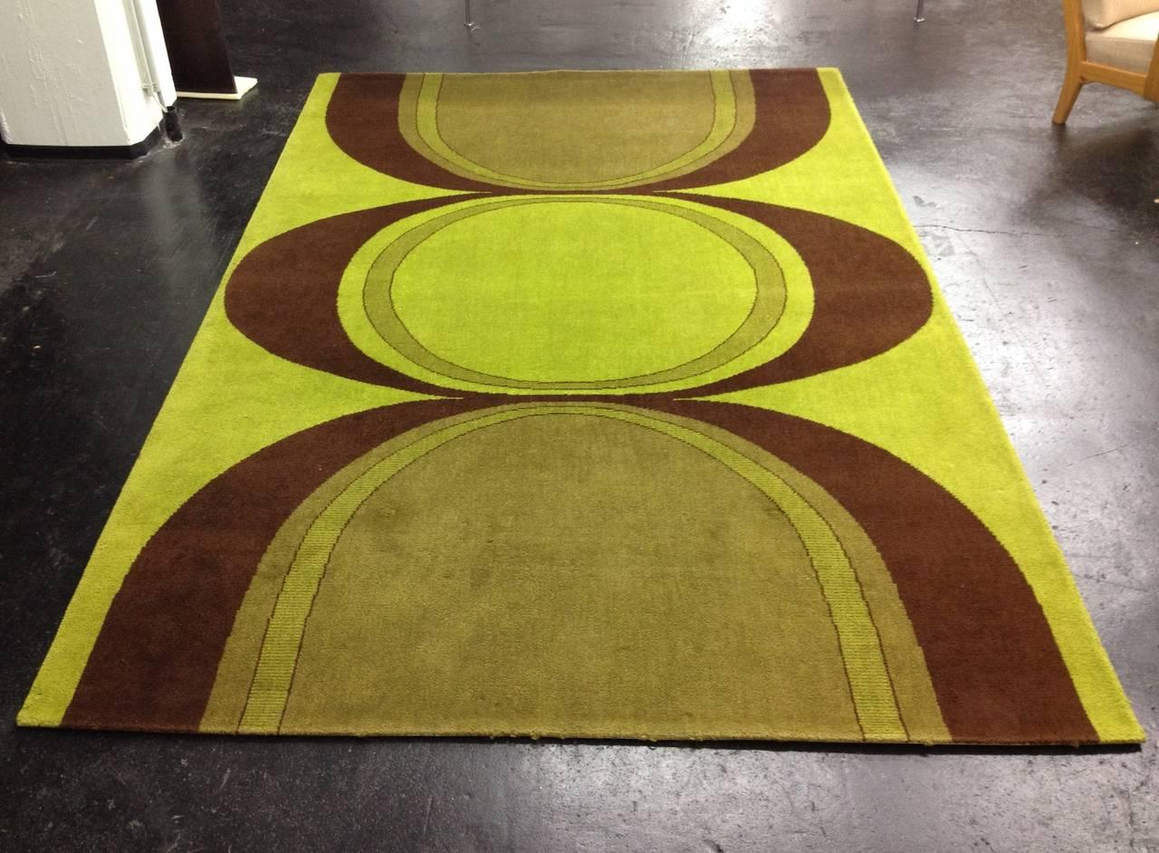 pierre cardin carpet at 1stdibs