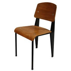 Standard Chair by Jean Prouvé, circa 1950