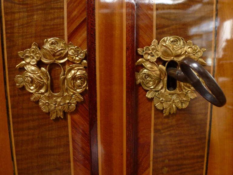 "Boxwood A fine Dutch Louis XVI sideboard or ""klapbuffet"" For Sale"