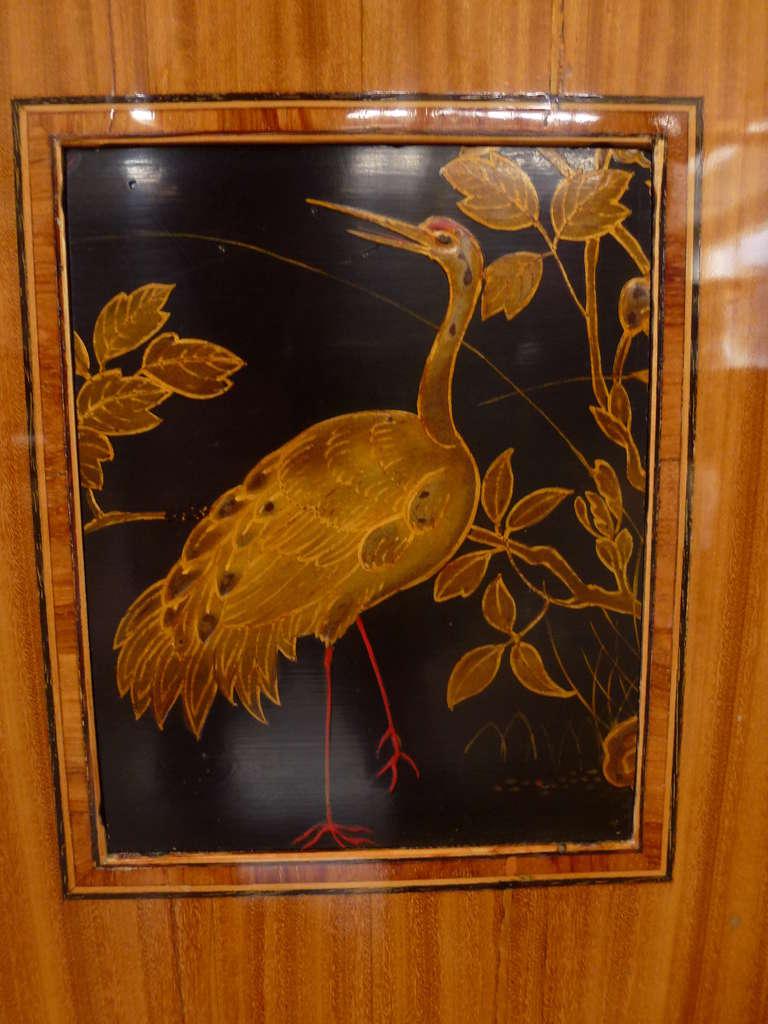 "A fine Dutch Louis XVI sideboard or ""klapbuffet"" For Sale 1"