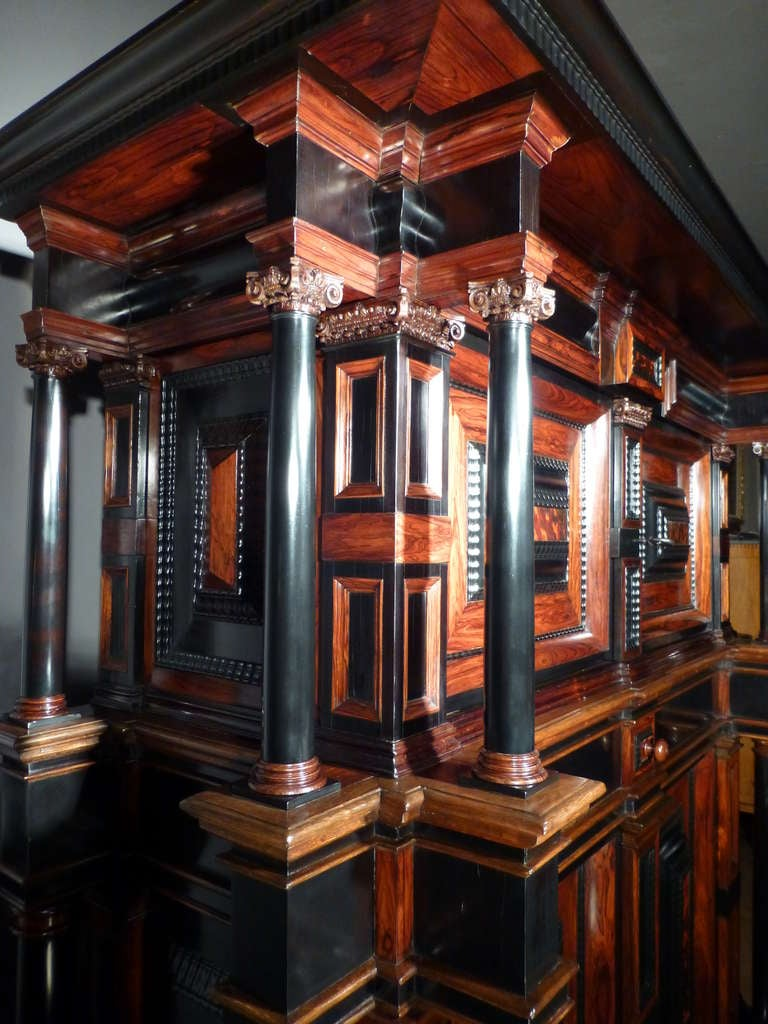 Furniture Consignment Encinitas A Rare Dutch 17th Century Cabinet For Sale  At 1stdibs