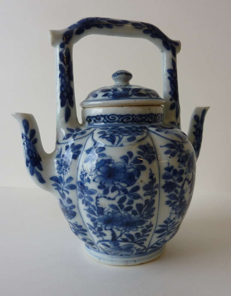 A Double Spouted Teapot At 1stdibs