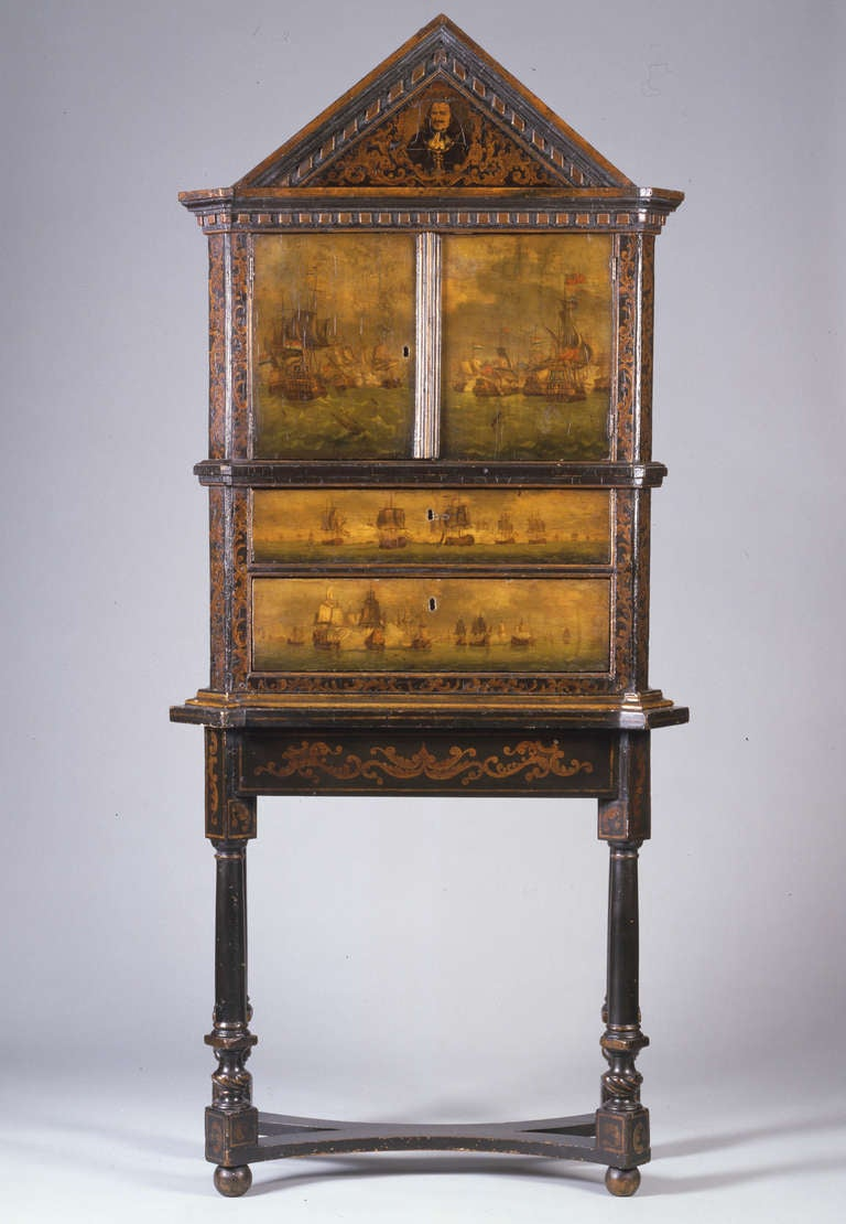 A 19th century cabinet on stand for sale at 1stdibs for 19th century kitchen cabinets