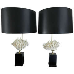 Pair of Imposing French Table Lamps