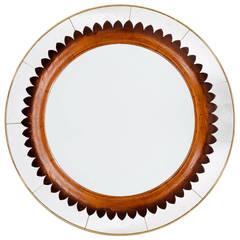 Mirror Designed by Fratelli Marelli