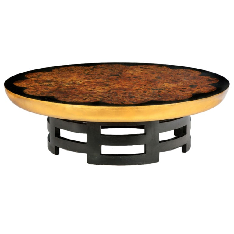 Unusual coffee table by muller and elizabeth barringer at for Coffee tables quirky