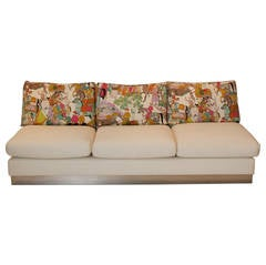 Sofa by Jacques Charpentier