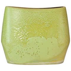 Russel Wright Bauer Jonquil Art Pottery Modernist Vase