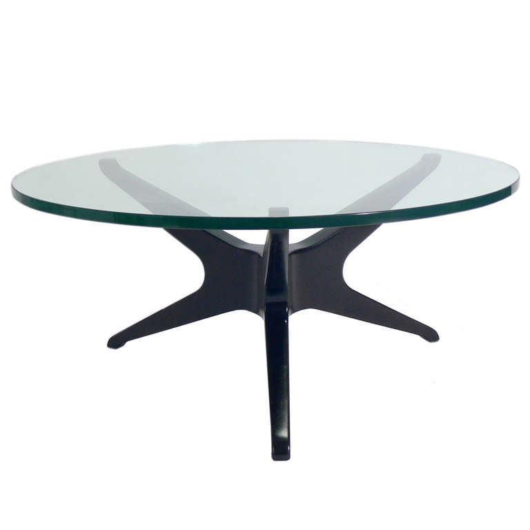 Vladimir Kagan Trisymmetric Coffee Table For Sale At 1stdibs