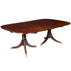 English Country House Dining Room Tables at 1stdibs