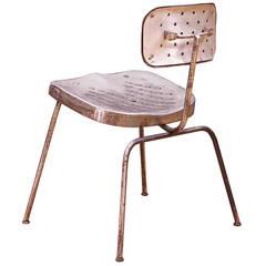Industrial Modern50 Assemblage DCM (M) Chair